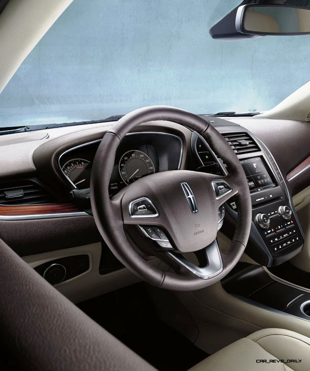 2015 Lincoln MKC Crossover - A Cool Mix of Infiniti and Audi2