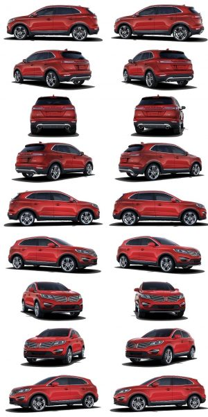 2015 Lincoln MKC Crossover - A Cool Mix of Infiniti and Audi43