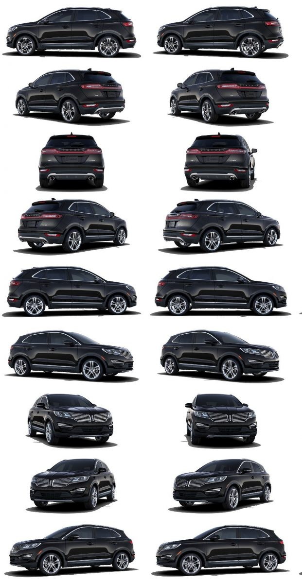 2015 Lincoln MKC Crossover - A Cool Mix of Infiniti and Audi50