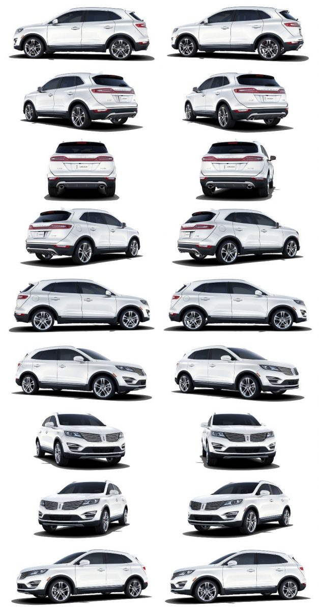 2015 Lincoln MKC Crossover - A Cool Mix of Infiniti and Audi53