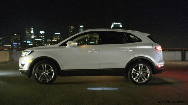 2015 Lincoln MKC Crossover - A Cool Mix of Infiniti and Audi76