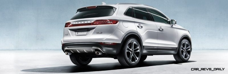 2015 Lincoln MKC Crossover - A Cool Mix of Infiniti and Audi84