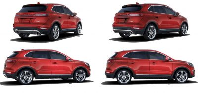 2015 Lincoln MKC Crossover - A Cool Mix of Infiniti and Audi90