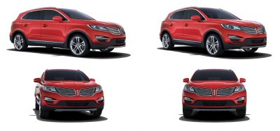 2015 Lincoln MKC Crossover - A Cool Mix of Infiniti and Audi91