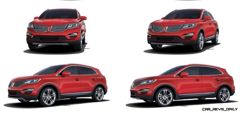 2015 Lincoln MKC Crossover - A Cool Mix of Infiniti and Audi92