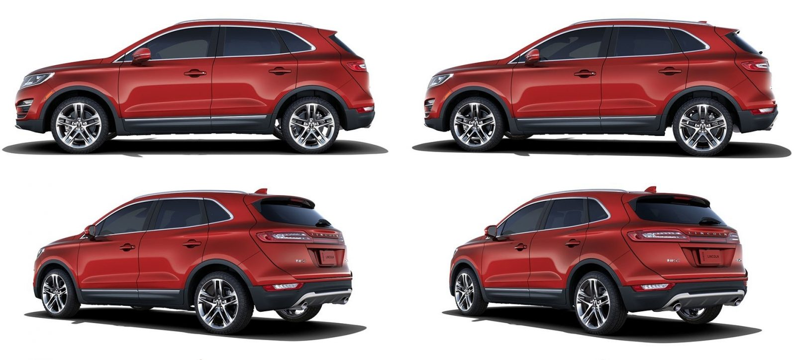 2015 Lincoln MKC Crossover - A Cool Mix of Infiniti and Audi93