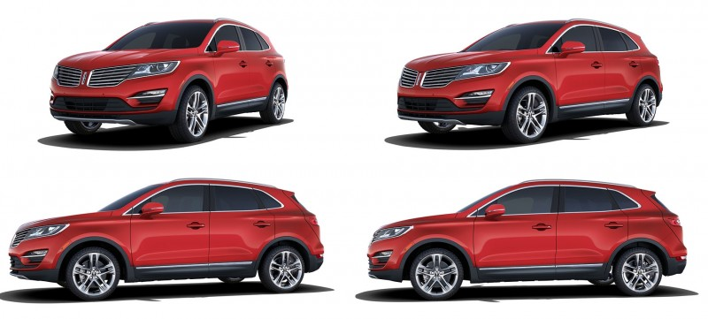 2015 Lincoln MKC Crossover - A Cool Mix of Infiniti and Audi95