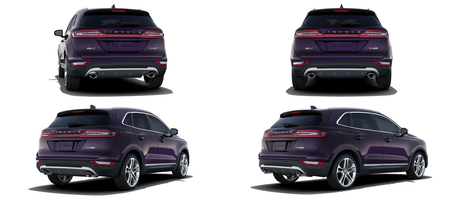 2015 Lincoln MKC Crossover - A Cool Mix of Infiniti and Audi99