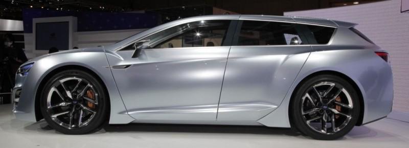 2017 Subaru Legacy Concept Directly Previews Next Lgt10