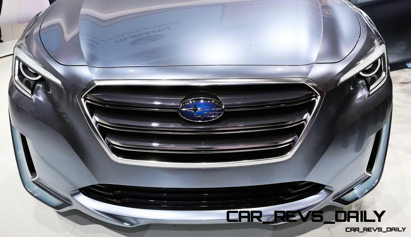 2015 Subaru Forester 2015 subaru legacy concept