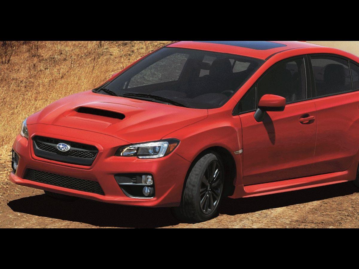 2015 Subaru WRX - Exterior Gallery GIF9999999999999