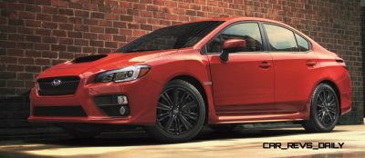 2015 Subaru WRX Nears 270 Horsepower, Looks Hot11