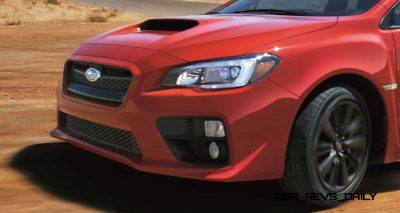 2015 Subaru WRX Nears 270 Horsepower, Looks Hot14
