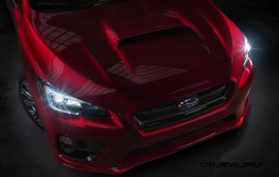 2015 Subaru WRX Nears 270 Horsepower, Looks Hot18