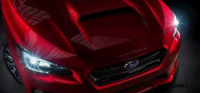 2015 Subaru WRX Nears 270 Horsepower, Looks Hot20