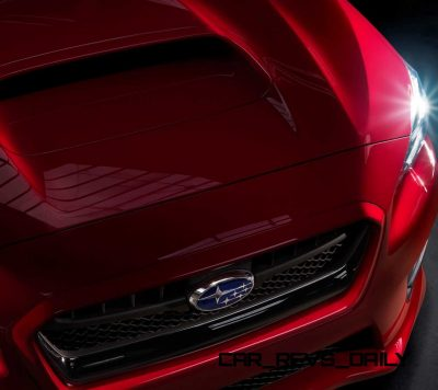2015 Subaru WRX Nears 270 Horsepower, Looks Hot23