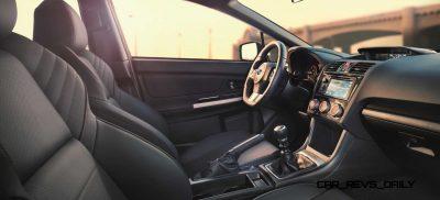 2015 Subaru WRX Nears 270 Horsepower, Looks Hot5