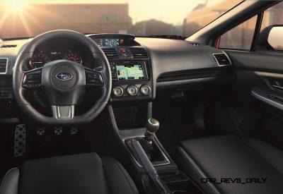 2015 Subaru WRX Nears 270 Horsepower, Looks Hot8