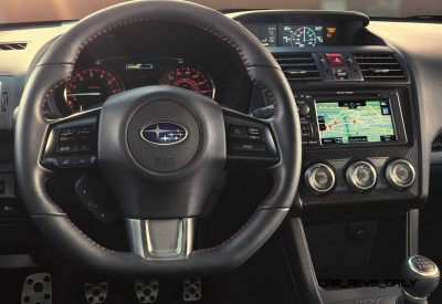 2015 Subaru WRX Nears 270 Horsepower, Looks Hot9