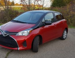 2016 Toyota Yaris LE – Road Test Review – By Carl Malek