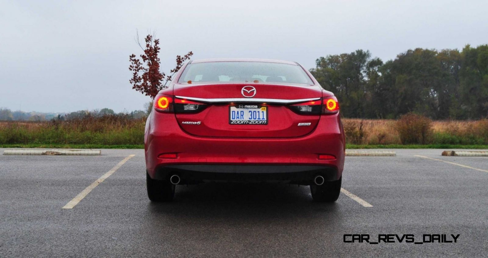 2014 Mazda6 i Touring - Video Summary + 40 High-Res Images12
