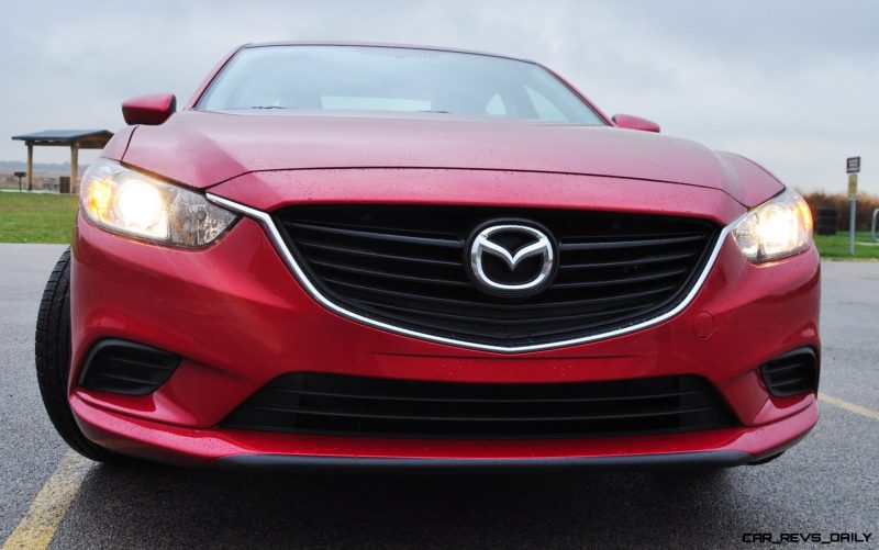 2014 Mazda6 i Touring - Video Summary + 40 High-Res Images24