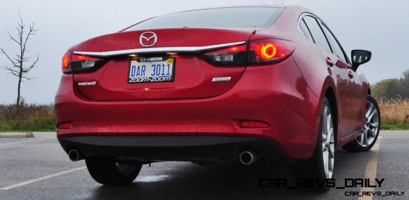 2014 Mazda6 i Touring - Video Summary + 40 High-Res Images15