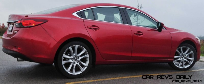 2014 Mazda6 i Touring - Video Summary + 40 High-Res Images18