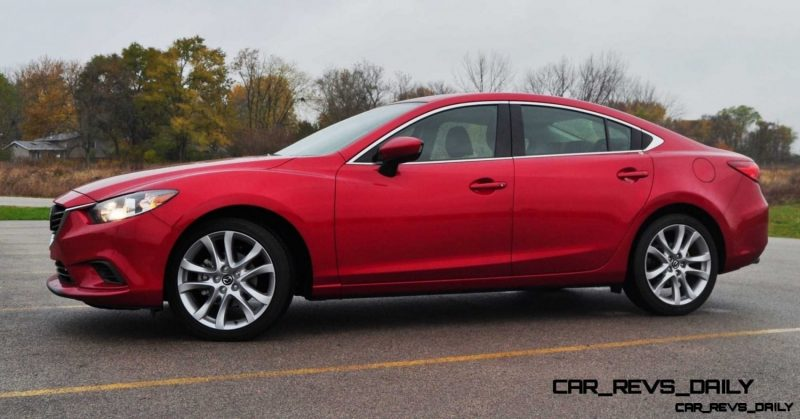2014 Mazda6 i Touring - Video Summary + 40 High-Res Images6