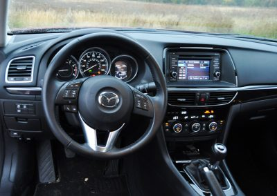 2014 Mazda6 i Touring - Video Summary + 40 High-Res Images26