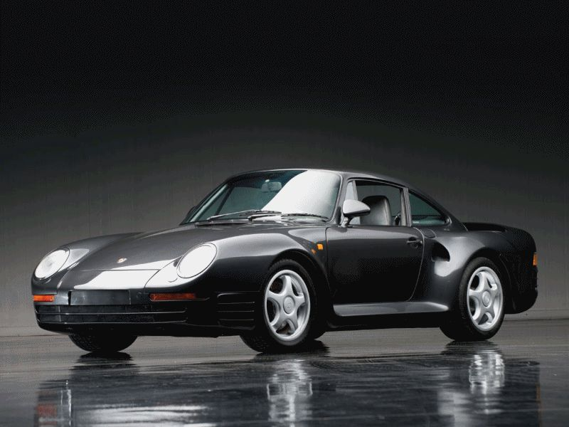 959 Komfort Animated Car GIF