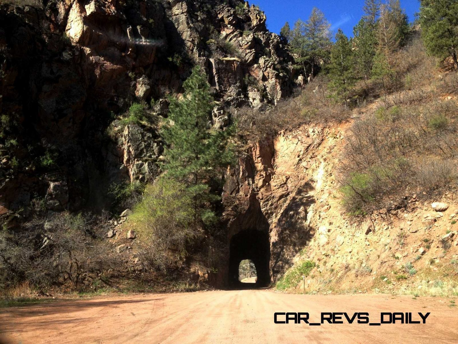 HD Driving Video: Best Rally Roads – Phantom Canyon Road in Colorado