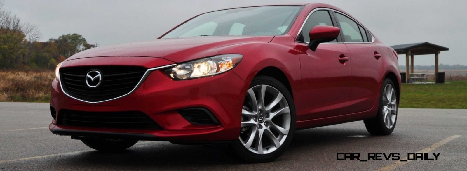 2014 Mazda6 i Touring - Video Summary + 40 High-Res Images4