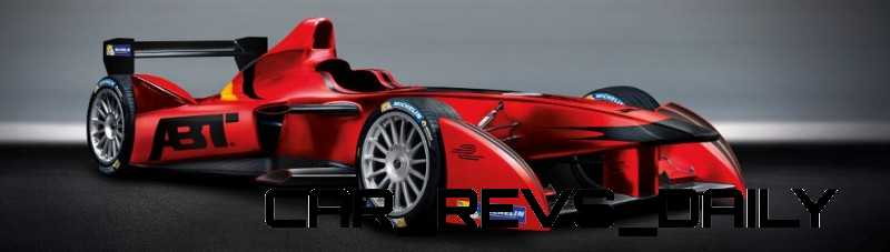 Formula E - Team ABT Audi Sport