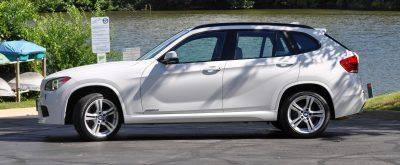BMW X1 sDrive28i M Sport - Alpine White in 60 High-Res Photos28