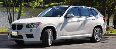 BMW X1 sDrive28i M Sport - Alpine White in 60 High-Res Photos31