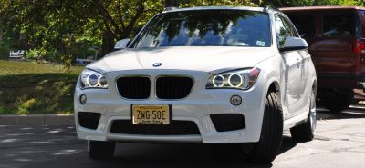 BMW X1 sDrive28i M Sport - Alpine White in 60 High-Res Photos32