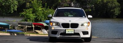 BMW X1 sDrive28i M Sport - Alpine White in 60 High-Res Photos33