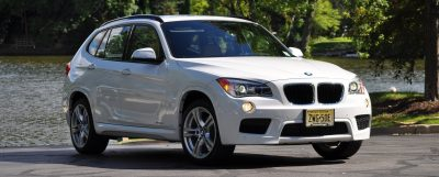 BMW X1 sDrive28i M Sport - Alpine White in 60 High-Res Photos34