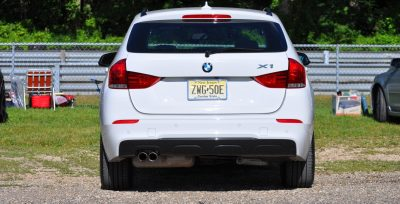 BMW X1 sDrive28i M Sport - Alpine White in 60 High-Res Photos4