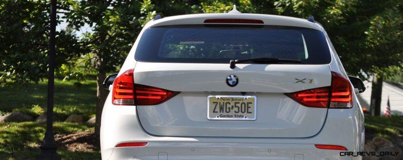 BMW X1 sDrive28i M Sport - Alpine White in 60 High-Res Photos43