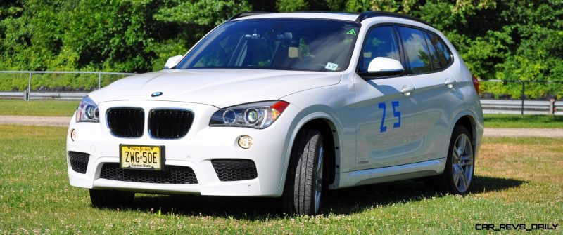 BMW X1 sDrive28i M Sport - Alpine White in 60 High-Res Photos6