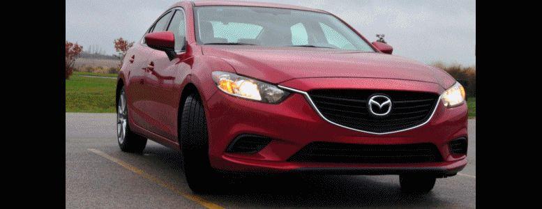 Car-Revs-Daily.com -- 2014 Mazda6 Animated GIF