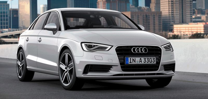 CarRevsDaily - 2015 Audi A3 ANIMATIONS