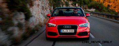 CarRevsDaily 2015 Audi A3 Cabrio 13