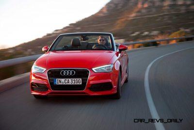 CarRevsDaily 2015 Audi A3 Cabrio 15
