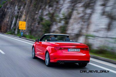 CarRevsDaily 2015 Audi A3 Cabrio 18
