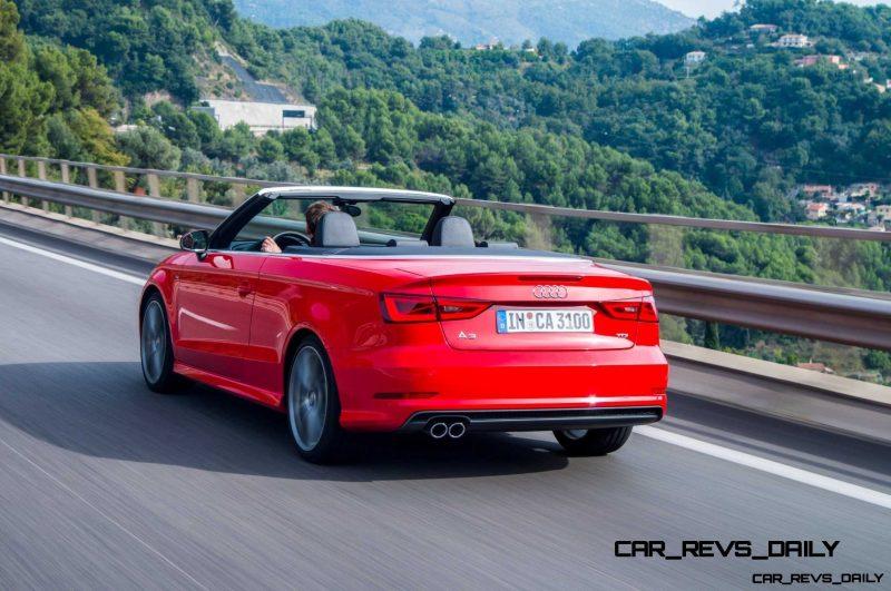 CarRevsDaily 2015 Audi A3 Cabrio 19