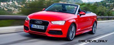 CarRevsDaily 2015 Audi A3 Cabrio 2