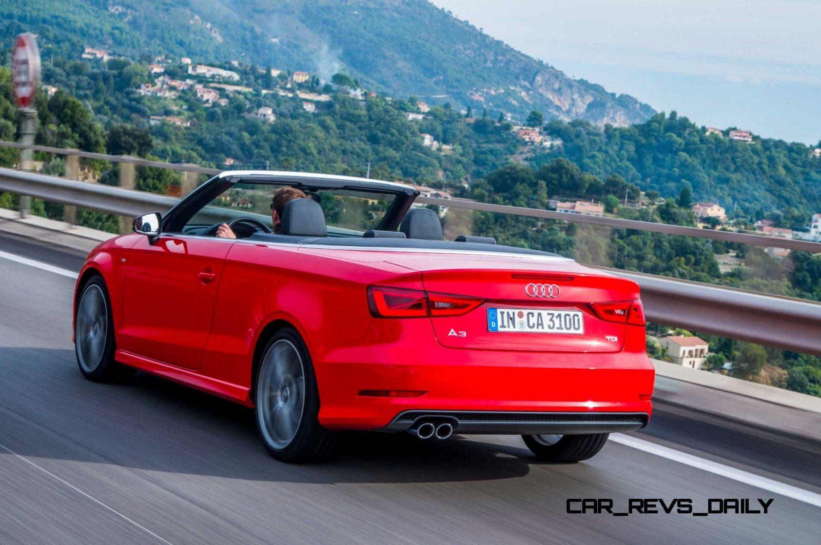 CarRevsDaily 2015 Audi A3 Cabrio 20